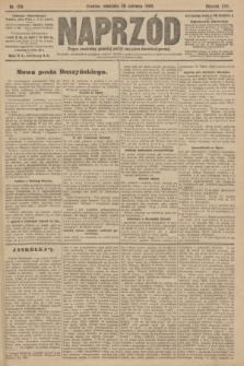 Naprzód : organ centralny polskiej partyi socyalno-demokratycznej. 1908, nr178