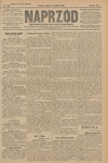 Naprzód : organ centralny polskiej partyi socyalno-demokratycznej. 1908, nr249