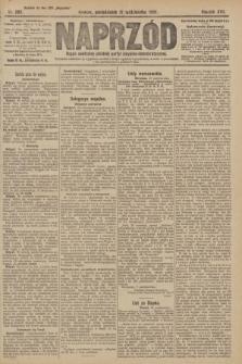 Naprzód : organ centralny polskiej partyi socyalno-demokratycznej. 1908, nr282