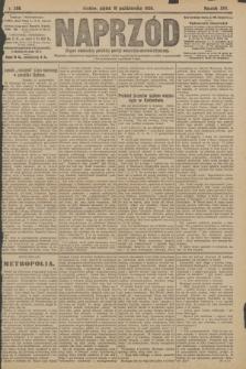Naprzód : organ centralny polskiej partyi socyalno-demokratycznej. 1908, nr286