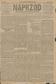 Naprzód : organ centralny polskiej partyi socyalno-demokratycznej. 1908, nr300