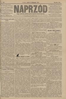 Naprzód : organ centralny polskiej partyi socyalno-demokratycznej. 1908, nr307