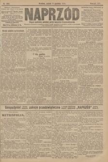 Naprzód : organ centralny polskiej partyi socyalno-demokratycznej. 1908, nr342