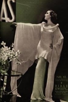 AS : ilustrowany magazyn tygodniowy. 1935, nr10