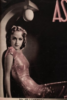 AS : ilustrowany magazyn tygodniowy. 1938, nr45