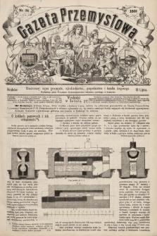 Gazeta Przemysłowa : ilustrowany organ przemysłu, rękodzielnictwa, gospodarstwa i handlu krajowego. 1866, nr24