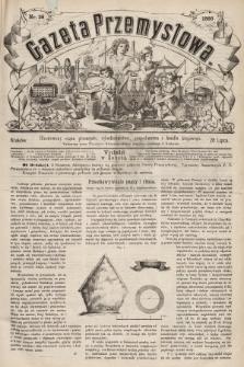 Gazeta Przemysłowa : ilustrowany organ przemysłu, rękodzielnictwa, gospodarstwa i handlu krajowego. 1866, nr26