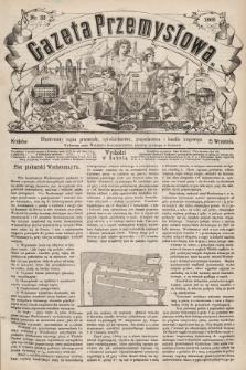 Gazeta Przemysłowa : ilustrowany organ przemysłu, rękodzielnictwa, gospodarstwa i handlu krajowego. 1866, nr33