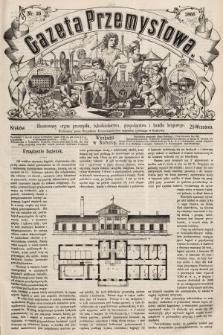 Gazeta Przemysłowa : ilustrowany organ przemysłu, rękodzielnictwa, gospodarstwa i handlu krajowego. 1866, nr35