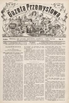 Gazeta Przemysłowa : ilustrowany organ przemysłu, rękodzielnictwa, gospodarstwa i handlu krajowego. 1867, nr58