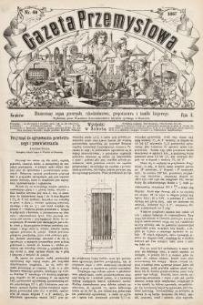 Gazeta Przemysłowa : ilustrowany organ przemysłu, rękodzielnictwa, gospodarstwa i handlu krajowego. 1867, nr68
