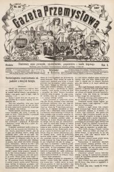 Gazeta Przemysłowa : ilustrowany organ przemysłu, rękodzielnictwa, gospodarstwa i handlu krajowego. 1867, nr80