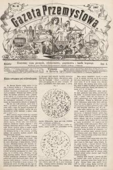 Gazeta Przemysłowa : ilustrowany organ przemysłu, rękodzielnictwa, gospodarstwa i handlu krajowego. 1867, nr81