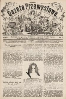 Gazeta Przemysłowa : ilustrowany organ przemysłu, rękodzielnictwa, gospodarstwa i handlu krajowego. 1867, nr86