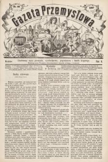 Gazeta Przemysłowa : ilustrowany organ przemysłu, rękodzielnictwa, gospodarstwa i handlu krajowego. 1867, nr88