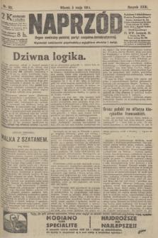 Naprzód : organ centralny polskiej partyi socyalno-demokratycznej. 1914, nr101