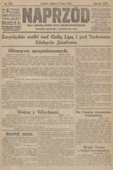 Naprzód : organ centralny polskiej partyi socyalno-demokratycznej. 1915, nr 259