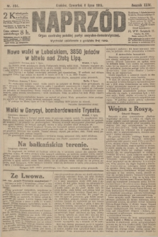 Naprzód : organ centralny polskiej partyi socyalno-demokratycznej. 1915, nr 264