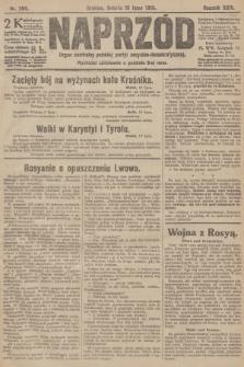 Naprzód : organ centralny polskiej partyi socyalno-demokratycznej. 1915, nr 266