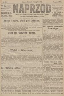 Naprzód : organ centralny polskiej partyi socyalno-demokratycznej. 1915, nr 288