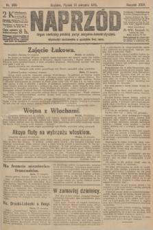 Naprzód : organ centralny polskiej partyi socyalno-demokratycznej. 1915, nr 300