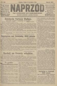Naprzód : organ centralny polskiej partyi socyalno-demokratycznej. 1915, nr 328