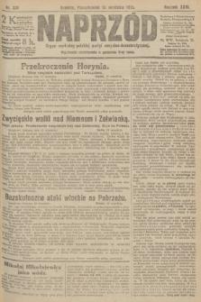 Naprzód : organ centralny polskiej partyi socyalno-demokratycznej. 1915, nr 331