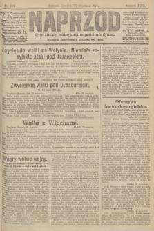 Naprzód : organ centralny polskiej partyi socyalno-demokratycznej. 1915, nr 348