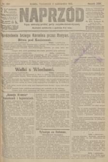 Naprzód : organ centralny polskiej partyi socyalno-demokratycznej. 1915, nr 352