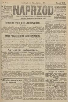 Naprzód : organ centralny polskiej partyi socyalno-demokratycznej. 1915, nr 375