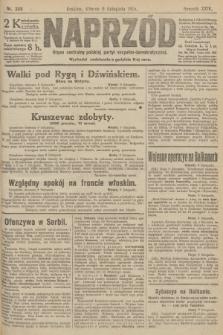 Naprzód : organ centralny polskiej partyi socyalno-demokratycznej. 1915, nr 388