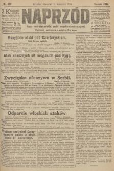 Naprzód : organ centralny polskiej partyi socyalno-demokratycznej. 1915, nr 390
