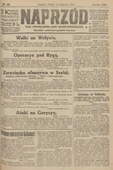 Naprzód : organ centralny polskiej partyi socyalno-demokratycznej. 1915, nr 391
