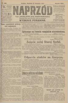 Naprzód : organ centralny polskiej partyi socyalno-demokratycznej. 1915, nr 406 (wydanie poranne)