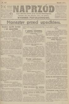 Naprzód : organ centralny polskiej partyi socyalno-demokratycznej. 1915, nr 427 (wydanie popołudniowe)