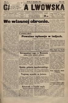 Gazeta Lwowska. 1932, nr4