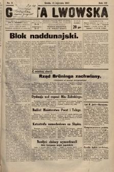 Gazeta Lwowska. 1932, nr9