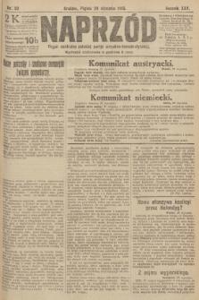Naprzód : organ centralny polskiej partyi socyalno-demokratycznej. 1916, nr32