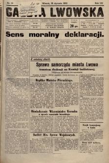 Gazeta Lwowska. 1932, nr14