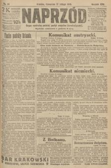 Naprzód : organ centralny polskiej partyi socyalno-demokratycznej. 1916, nr51