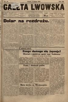 Gazeta Lwowska. 1932, nr28