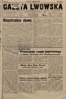Gazeta Lwowska. 1932, nr31