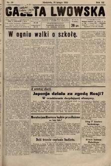 Gazeta Lwowska. 1932, nr36