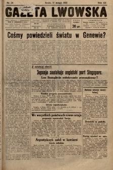 Gazeta Lwowska. 1932, nr38