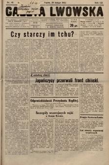 Gazeta Lwowska. 1932, nr46