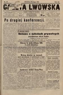 Gazeta Lwowska. 1932, nr48
