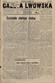 Gazeta Lwowska. 1932, nr60