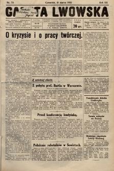 Gazeta Lwowska. 1932, nr73