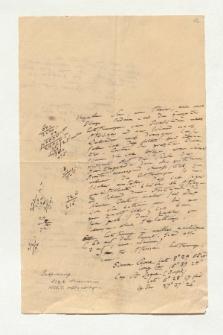 Brief von Alexander von Humboldt an Johann Franz Encke