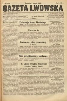 Gazeta Lwowska. 1928, nr153
